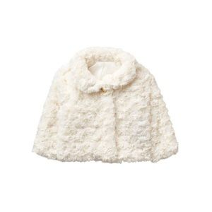 JANIE & JACK | Faux Fur Jacket